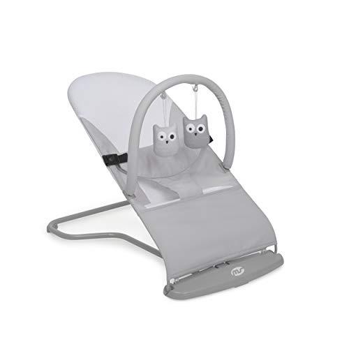 Hamaca para Bebé Lullaby - Plegable y Portatil 2 en 1 Mecedora y Silla, unisex