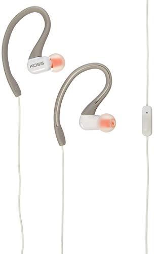 Koss KSC32i GRY Sport Clip Headphones, Grey