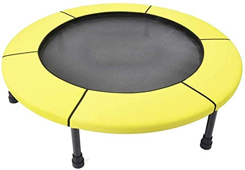 KAIXIN Trampoline Jump Bed Gym For Adults Indoor Indoor Trampoline For Children Weight Loss Slimming Trampoline Weight Carrying 160kg Children's Toys