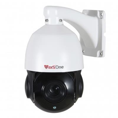 MaxxOne SE50 Überwachungskamera, 1080P TVI, 60 m, IR, 360° PTZ, 18-facher optischer Zoom, IP66 und 5,35 mm-96,3 mm Objektiv