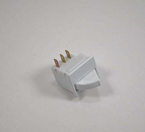 GE WR23X21444 Refrigerator Door Switch Genuine Original Equipment Manufacturer (OEM) Part