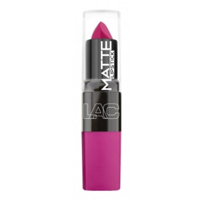 マーベルレタッチ(6 Pack) LA Colors Matte Lipstick - Mad Love (並行輸入品)