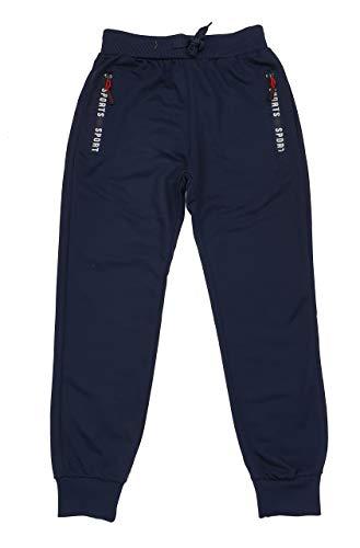 Fashion Boy Jungen Jogginghose Freizeithose in Blau, Gr. 128/134, J6293.10
