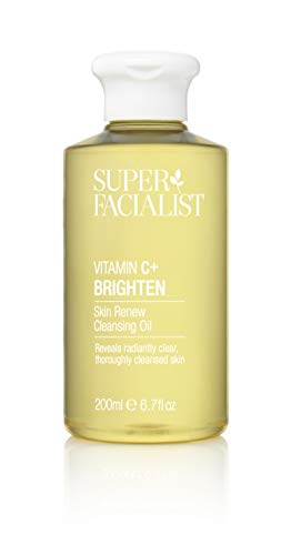 Super Facialist Vitamin C Skin Renew Cleansing Oil 200ml. Gently Removes...