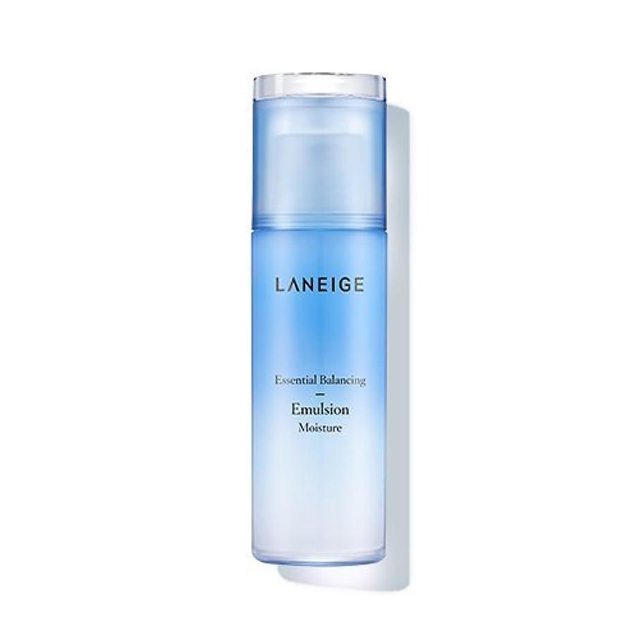 節約ビタミン熟達したLANEIGE Essential Balancing Emulsion Moisture 120ml/ラネージュ エッセンシャル バランシング エマルジョン モイスチャー 120ml [並行輸入品]