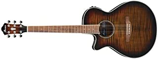 ibanez acoustic electric left handed