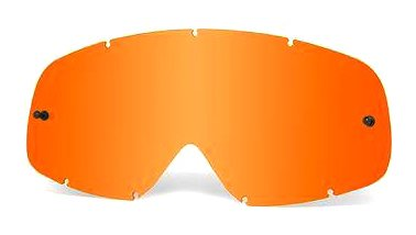 Oakley O-Frame MX Replacement Lens (Persimmon, One Size)