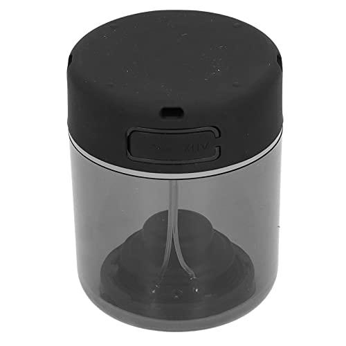 Gedourain Haut-Parleur de Microphone Portable, Effet de Basse optimisé Facile à Transporter ABS + Verre TWS Haut-Parleur sans Fil pour Home Cinéma