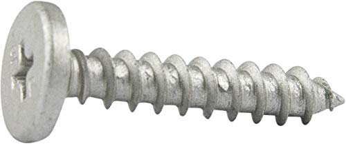 Max 43% OFF 10-16 X 1 Phillips Pancake Coat Strong-Shield Screw Los Angeles Mall Drywall Head