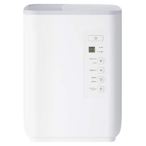 大容量スチーム加湿器ホワイトST-T2027WH