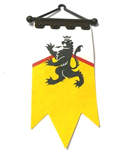 playmobil ® Fahne für Löwenritterburg Burg