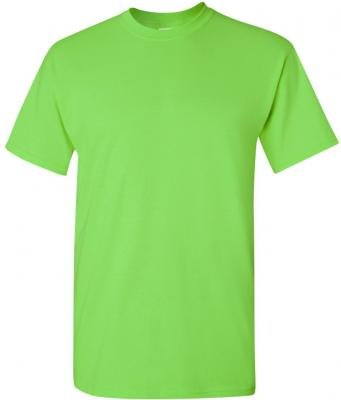 Gildan Heavy Cotton T-shirt – Lime XX Large