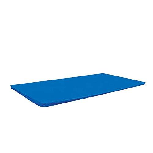 BENOHAOH Cubierta de Piscina Rectángulo, Tapa de Polvo Impermeable Mat Piscina Accesorios para Piscina de natación, Robusta y Duradera (Color : 400x211x81cm)