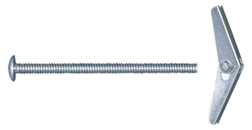 ClosetMaid 2877 Wall Anchors and Screws for Drywall, 5-Pack