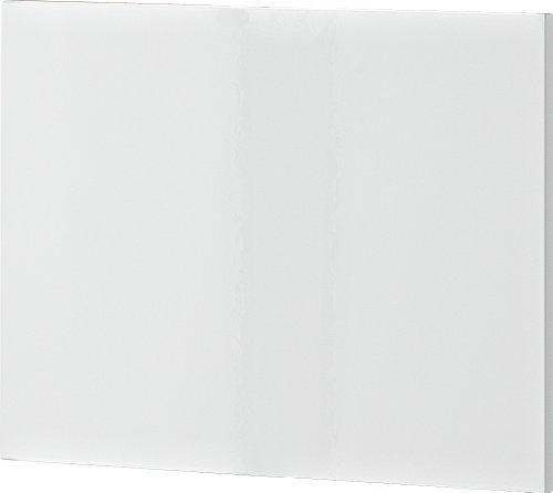 Germania 3263-84 Klappe/Front zum Schuhschrank Colorado in weiß Hochglanz, 52 x 42 x 2 cm (BxHxT)
