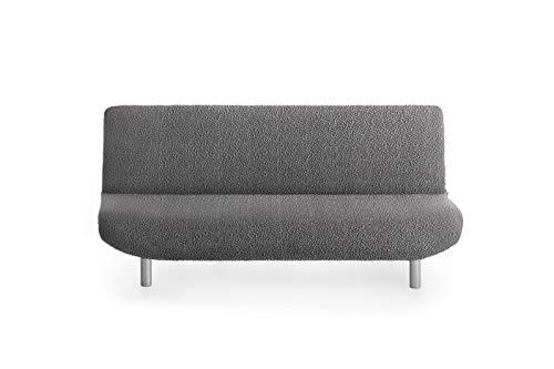 Eysa 3D Funda de sofá, Gris Oscuro, 3 plazas