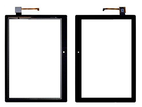 YuYue Touchscreen Digitizer Ersatz für Lenovo Tab 2 A10-70 A10-70F A10-70L A7600 10,1 Zoll Schwarz