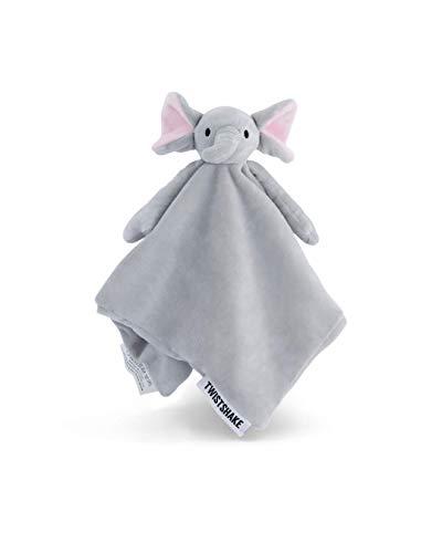 TWISTSHAKE Mantita de Apego Elephant, Unisex, color Elefante, 100 g
