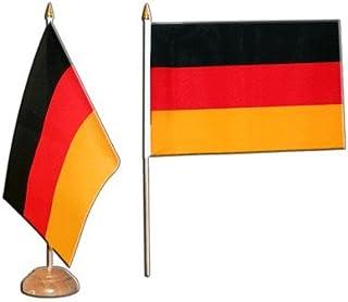 Flaggenfritze Tafelvlag tafelvlag Duitsland - 15 x 22 cm