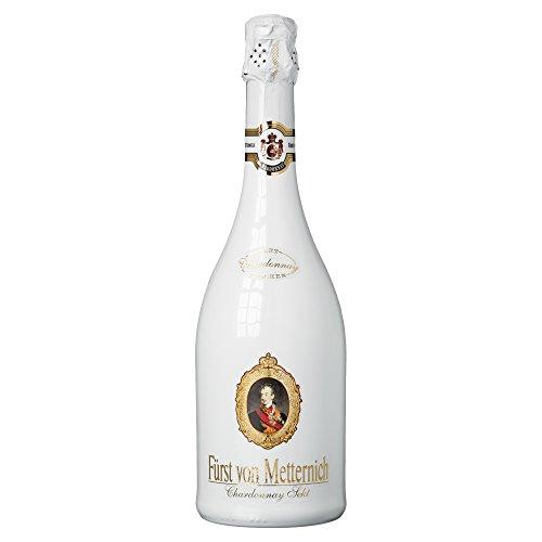 Fürst von Metternich Chardonnay Sekt Trocken, (1 x 0.75 l)