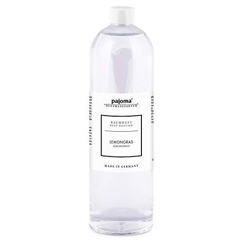 Raumduft Nachfüllflasche Lemongras, 1er Pack (1 x 1000 ml) von pajoma