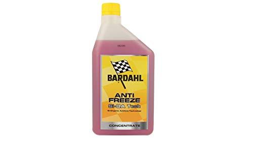 Bardahl Antifreeze Si-OA Tech Antigel violet concentré -37 °C + 108 °C 1 l