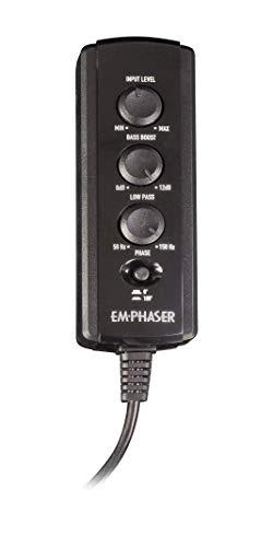 Emphaser EBS111A - 28 cm Reserveradsubwoofer