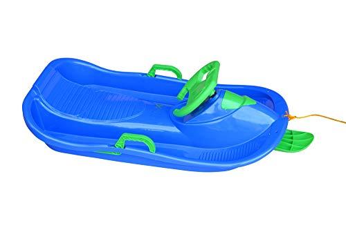 xelba slee - Bob met stuur en rem blauw