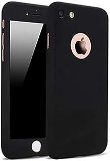 حافظة آيفون 7 360 درجة - قوية ونحيفة وخفيفة الوزن مع حماية للشاشة 2724442558636