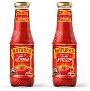 Naturas Salsa de Tomate / Ketchup 14 oz - 2 Pack