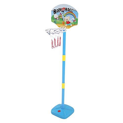 Basketballkorb, Basketballkorbset, Mini Höhenverstellbar Indoor Outdoor Korbregal Spiele für Kinder