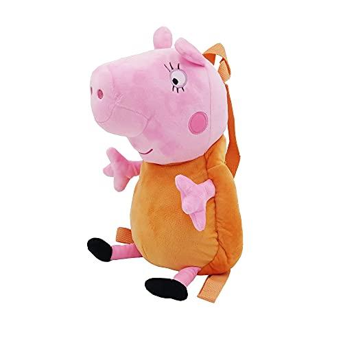 Bizak - Mochila Mama Pig Naranja (64110000)