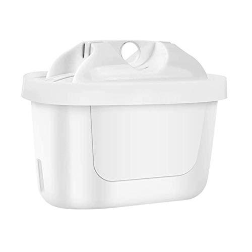 Milkvetch Cartucho de Filtro de Agua para Brita Maxtra +, Brita Style, Brita Fun, Mavea Elemaris XL, Merella Cool, Anna Duomax 1 Pieza