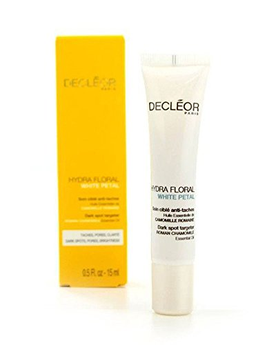 DECLEOR Hydra Floral White Petal Targeted Dark Spots Skincare Treatment, 15 ml