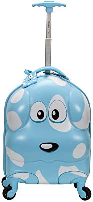 Rockland Jr Kids My First Hardside Spinner Luggage Puppy Carry On 19 Inch product image