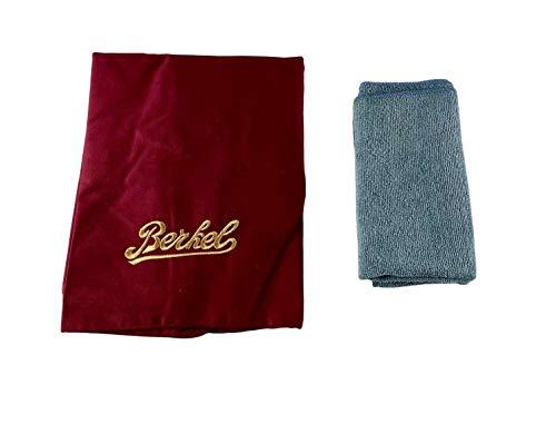 Palatina Werkstatt ® Bundle | Berkel Abdeckhaube/Cover + Poliertuch für die Aufschnittmachine Home Line 200/250