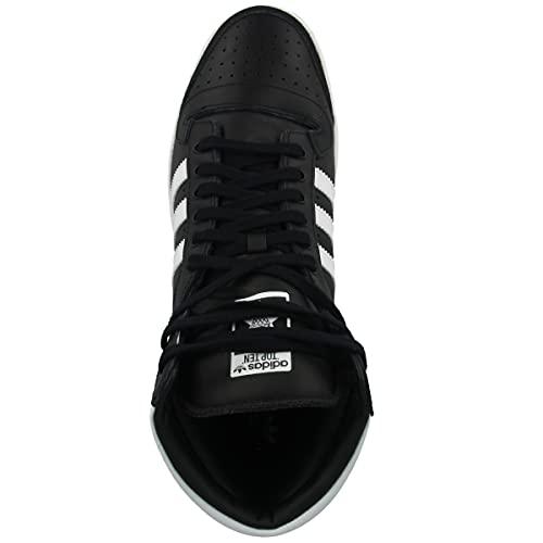 adidas Top Ten HI, Zapatillas de Running Hombre, Core Black Footwear White Core Black B34429, 41 1/3 EU