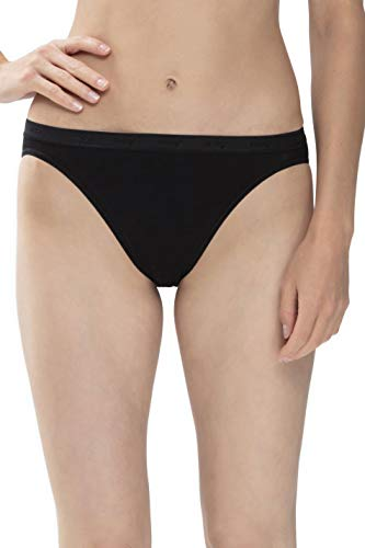 Mey Basics Serie Best of Damen Mini-Slips Schwarz 38