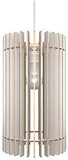 Lampadario moderno Design Cilindro Lampada Soffitto Sospensione Arredamento