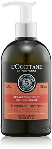 L'Occitane Essential Oils Intensive Repair Shampoo 500ml