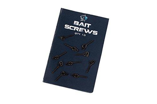 Nash Bait Screws Hardware Ausrüstung Angeln T8050