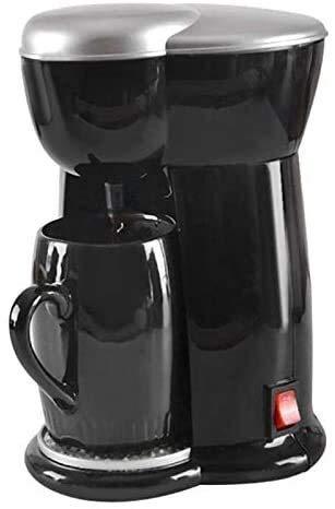 Cafetera, American Drip Single Cup Small Drip Tipo Máquina Todo en uno Mini máquina de café eléctrica BJY969