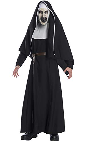Rubie's Men's Movie The Nun Deluxe Costume, As Shown, Extra-Large