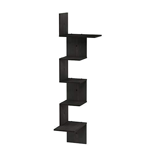 Furinno Rossi Wall Mounted Shelves Now $21.95 (Was $49.99)