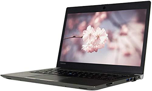 Toshiba Satellite Portege Z30-B 13.3in Laptop, Core i7-5600U 2.6GHz, 16GB Ram, 256GB SSD, Windows 10 Pro 64bit, Webcam (Renewed)