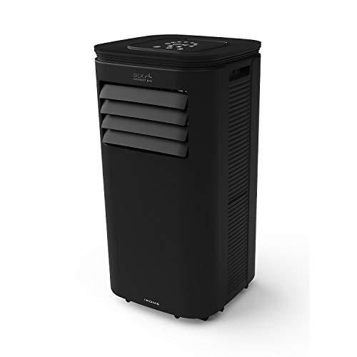 IKOHS SILKAIR Connect Pro - Aire Acondicionado Portátil, 9000BTU, 2270 Frigorías con 4 Modos de Aire Acondicionado,...