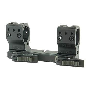 Spuhr QDP Mounts | 30 mm, Height: 1.5 0 MOA Quick Release | QDP-3002