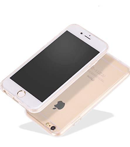 360度全面保護TPUソフトiPhoneカバー (SE 5s 5)
