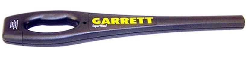 Garrett SuperWand Hand-Held Metal Detector 1165800