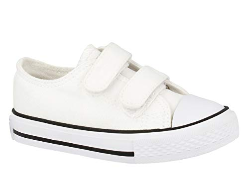 Conguitos Gobi, Zapatos Unisex bebé, Blanco
